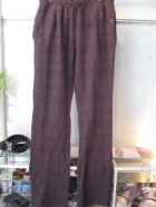 他の写真1: CAV-000//JAQQUARD PANTS☆BROWN