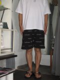 LSGS//Mark Gonzales USA SHORTS☆BLACK